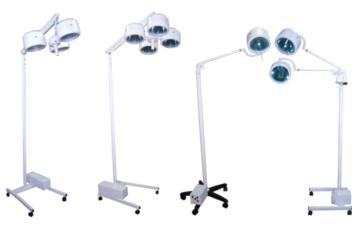 Передвижные светильники серий П и ПР